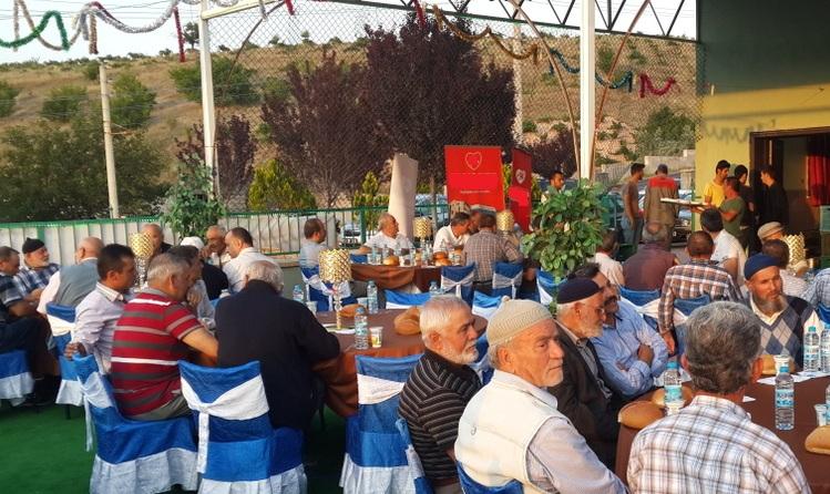 sulusaray iftar yemegi 2017