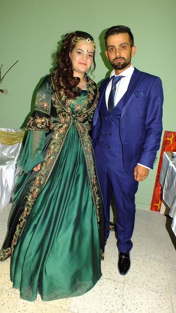 sulusaray emrah şencan düğün