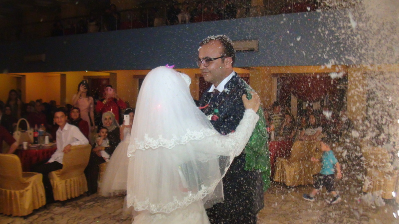 sulusaray halil erkek düğün