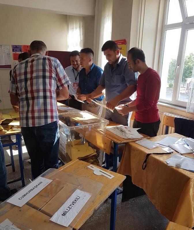 sulusaray kasabası nevşehir 24 hazirab seçim sonuçları