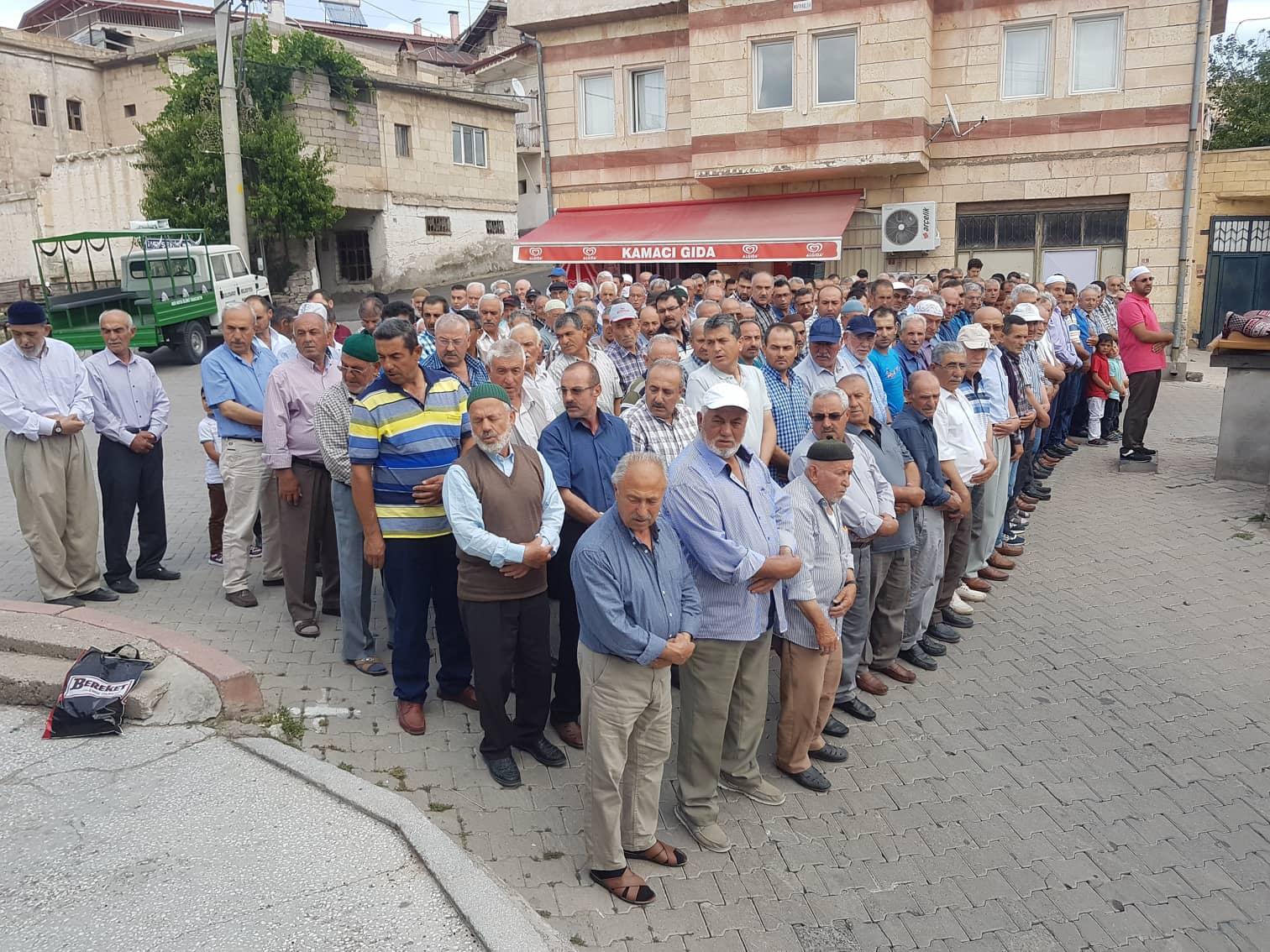 havva dinçer vefat etmiştir sulusaray kasabası nevşehir