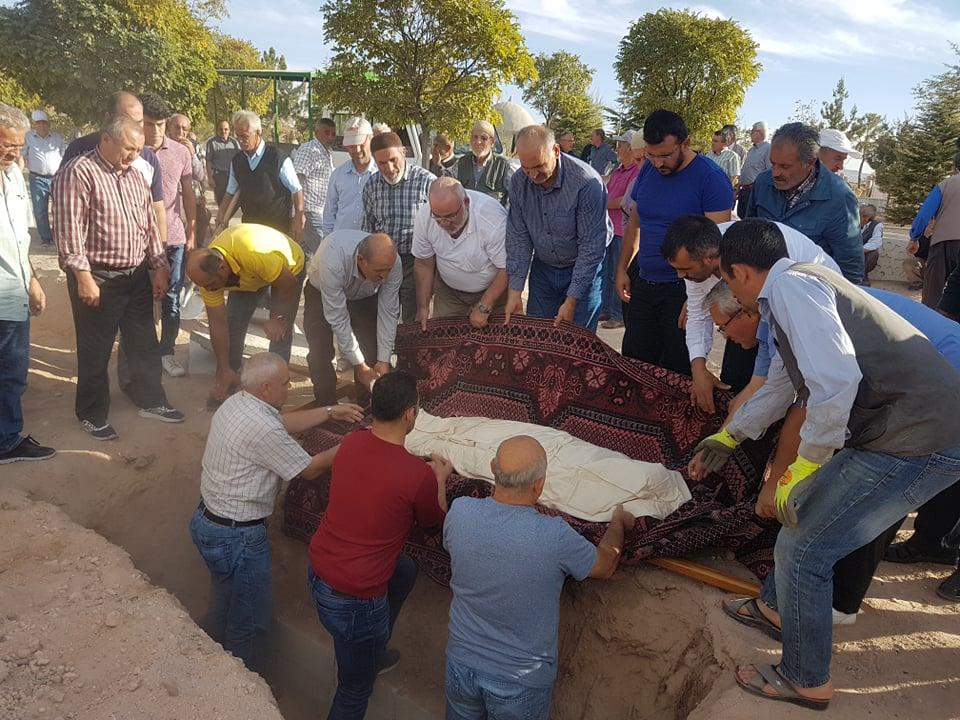 emine körükcü cenaze sulusaray kasabası
