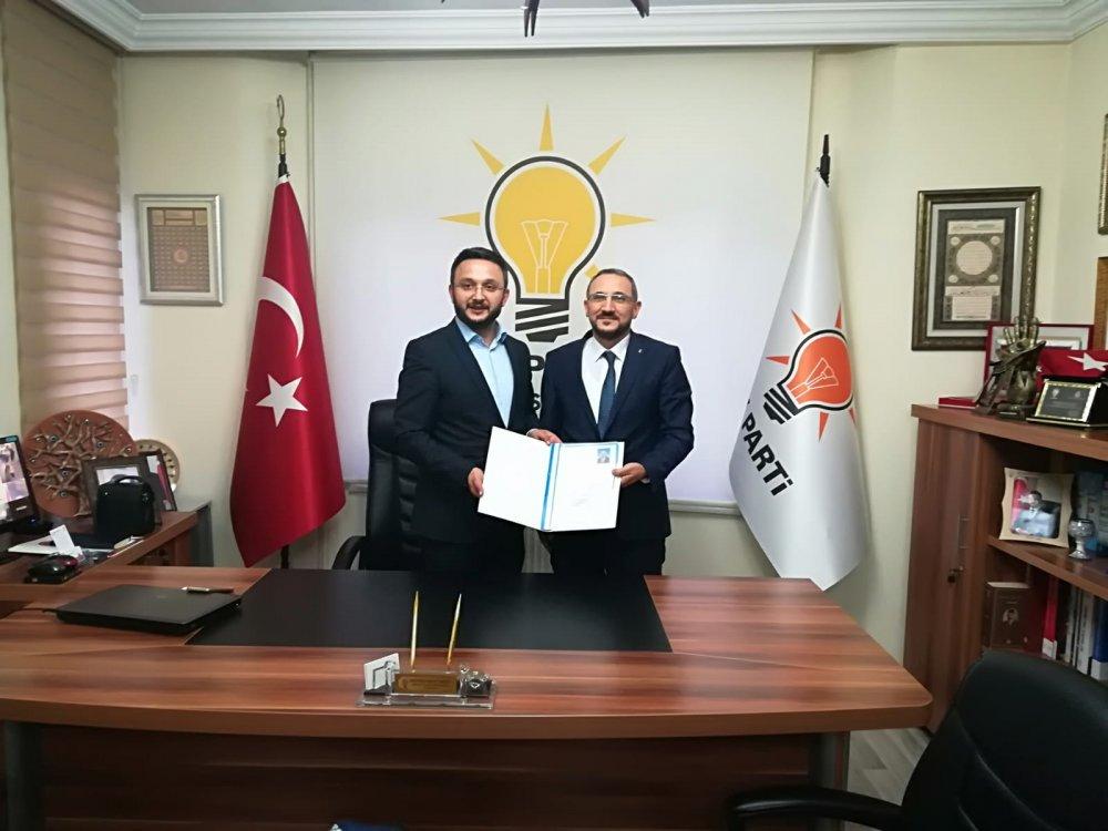 mehmet yalçın nevşehir belediye başkanı aday adayı