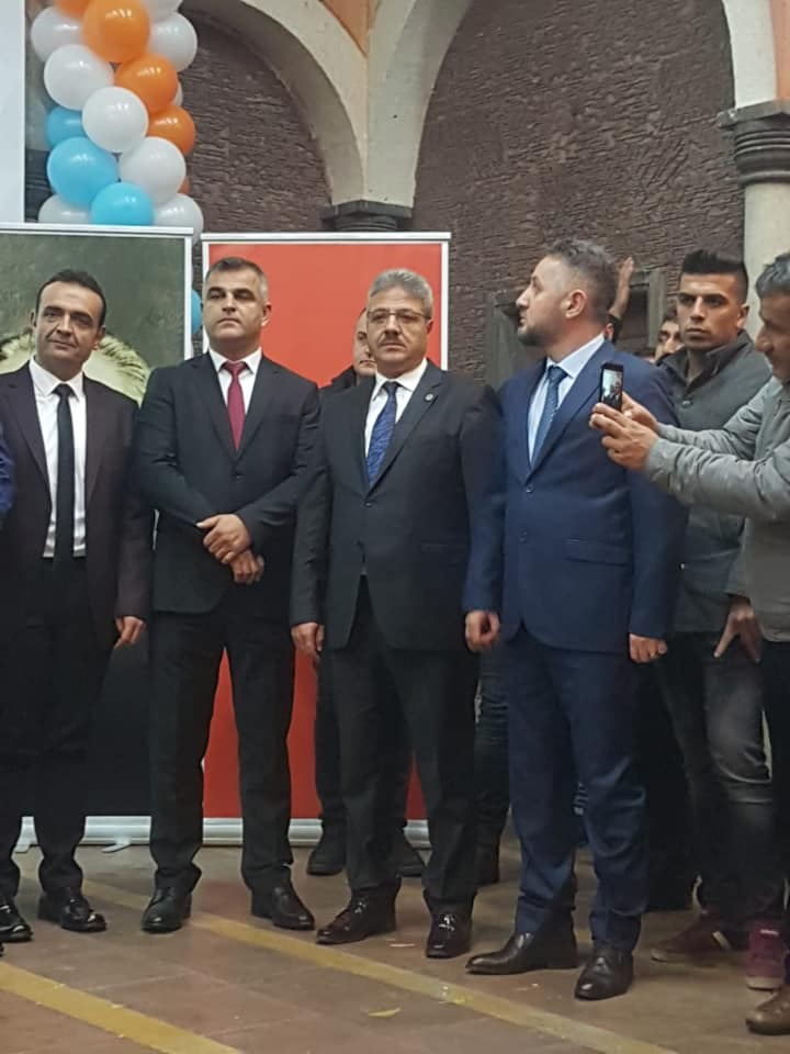 sulusaray kasabaı akparti belediye başkan adayi resmen bayram yılmaz