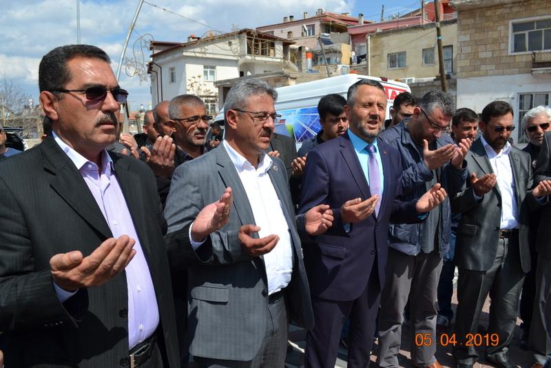 sulusaray belediye başkanı Bayram Yılmaz Yeni Görev Dönemine Dualarla Başladı