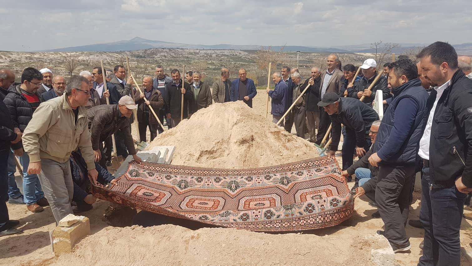sulusaray kasabası osman akçay vefat etmiştir sulusaray kasabası
