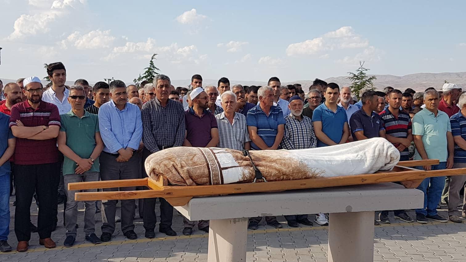 yasar gor vefat etmiştir sulusaray kasabası