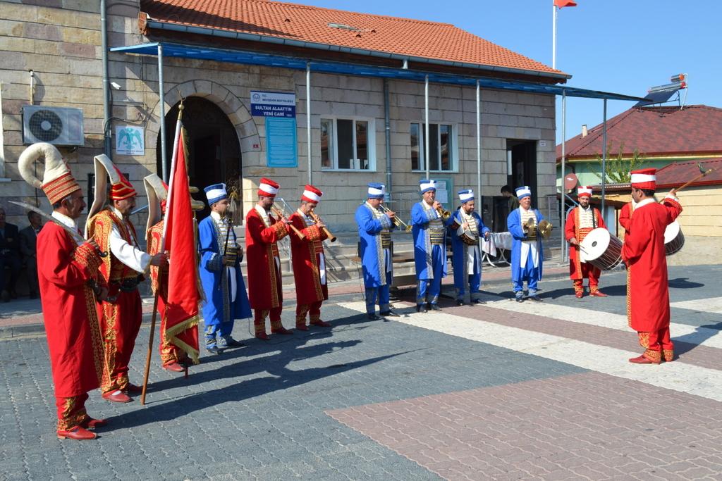 Kasabamızda asker uğurlama duası