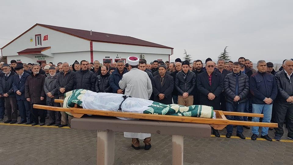 Kasaba Halkımızdan Fatma Bişkin Vefat etmiştir