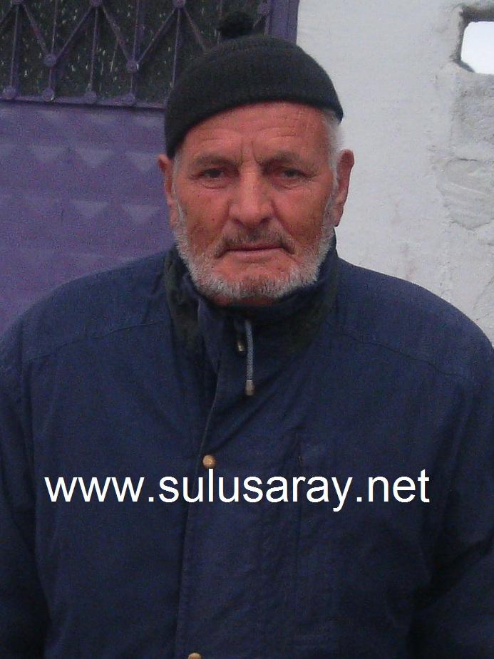 Kasaba halkımızdan ali osman akan vefat etmiştir